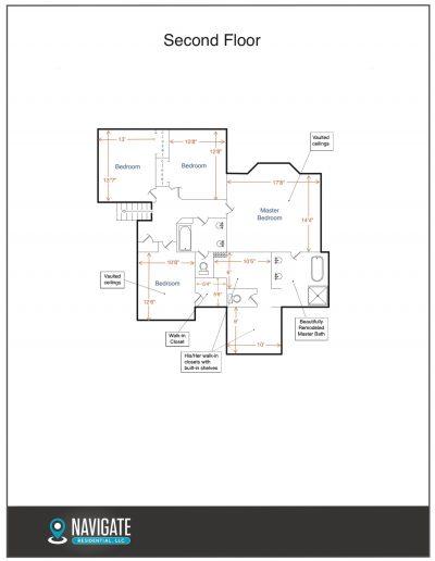 b Floorplan - Second Floor