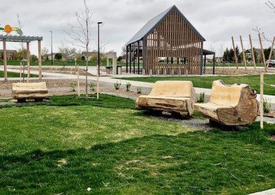 h - Twin Silos Park
