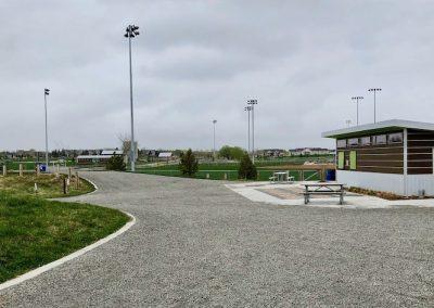 o - Twin Silos Park