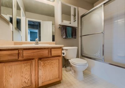 o. 3051 Sage Creek Rd. D22 Upstairs Master Bathroom 1