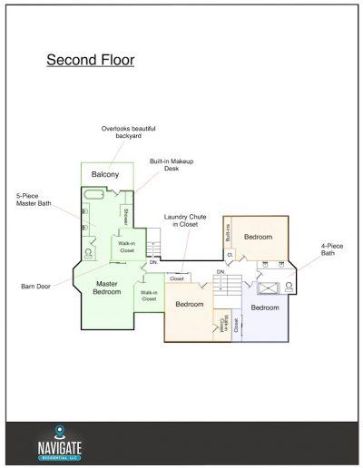 2nd Floor - 700 Westshore Ct
