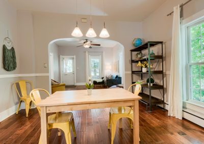 813 Laporte Ave. Dining Room 1
