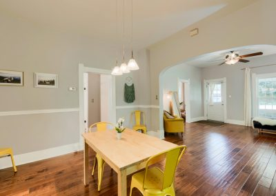 813 Laporte Ave. Dining Room 2