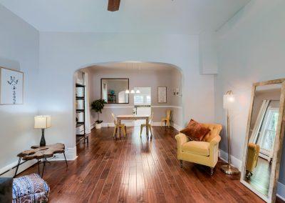 813 Laporte Ave. c Living Room 2