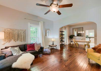813 Laporte Ave. c Living Room 3