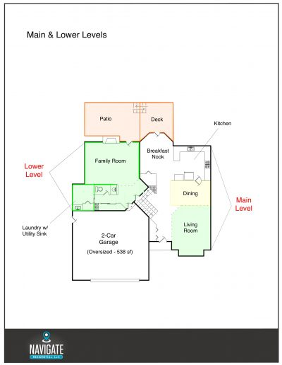 Main Level - Floorplan - Final - Devin's Version