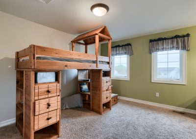 1739 Misty Creek -- Upstairs Bedroom 3a