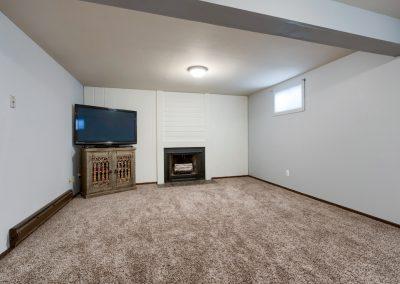 a. Basement - Family Room
