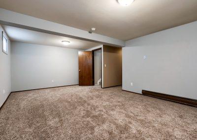 b. Basement - Family Room